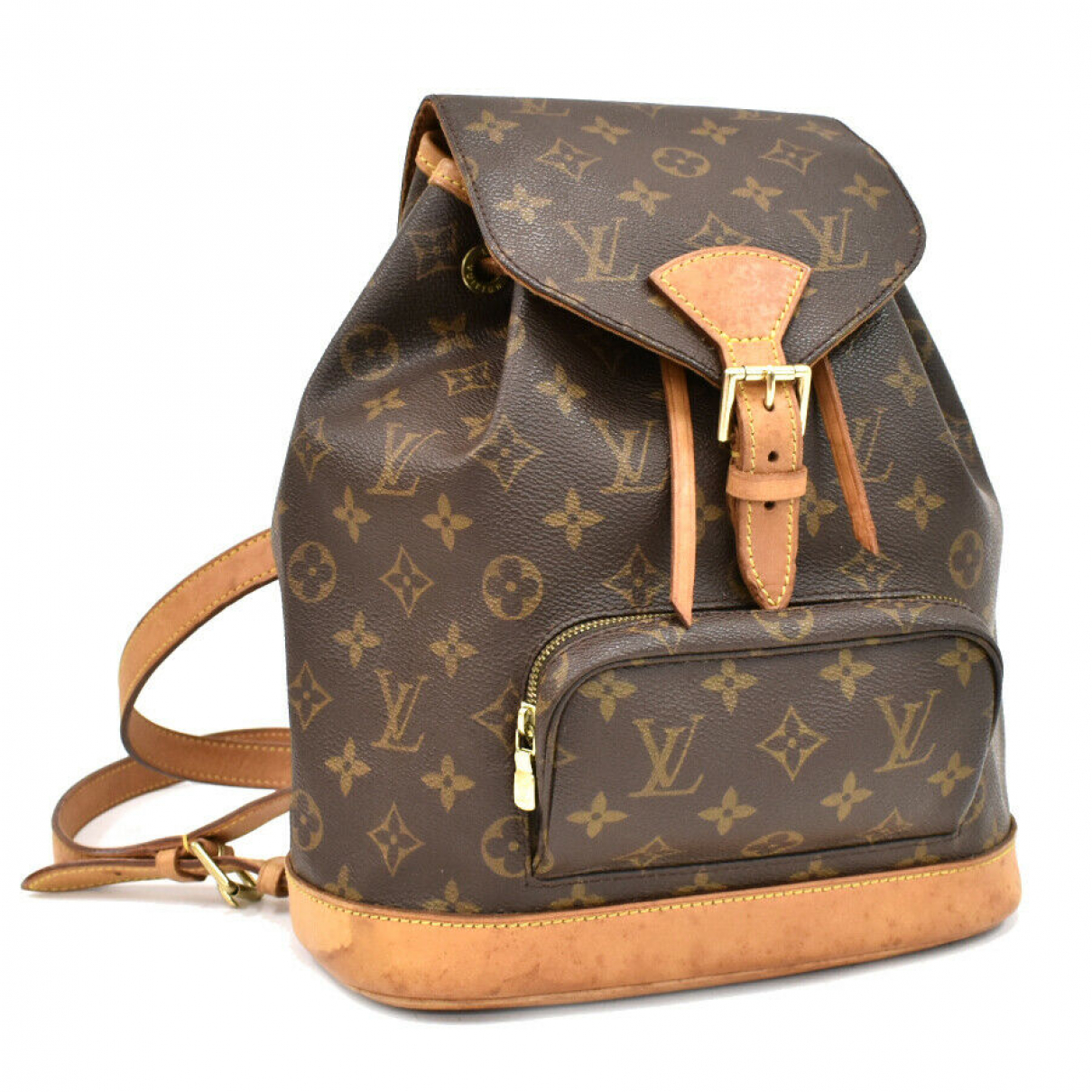 Louis Vuitton \N Rucksaecke in Leder