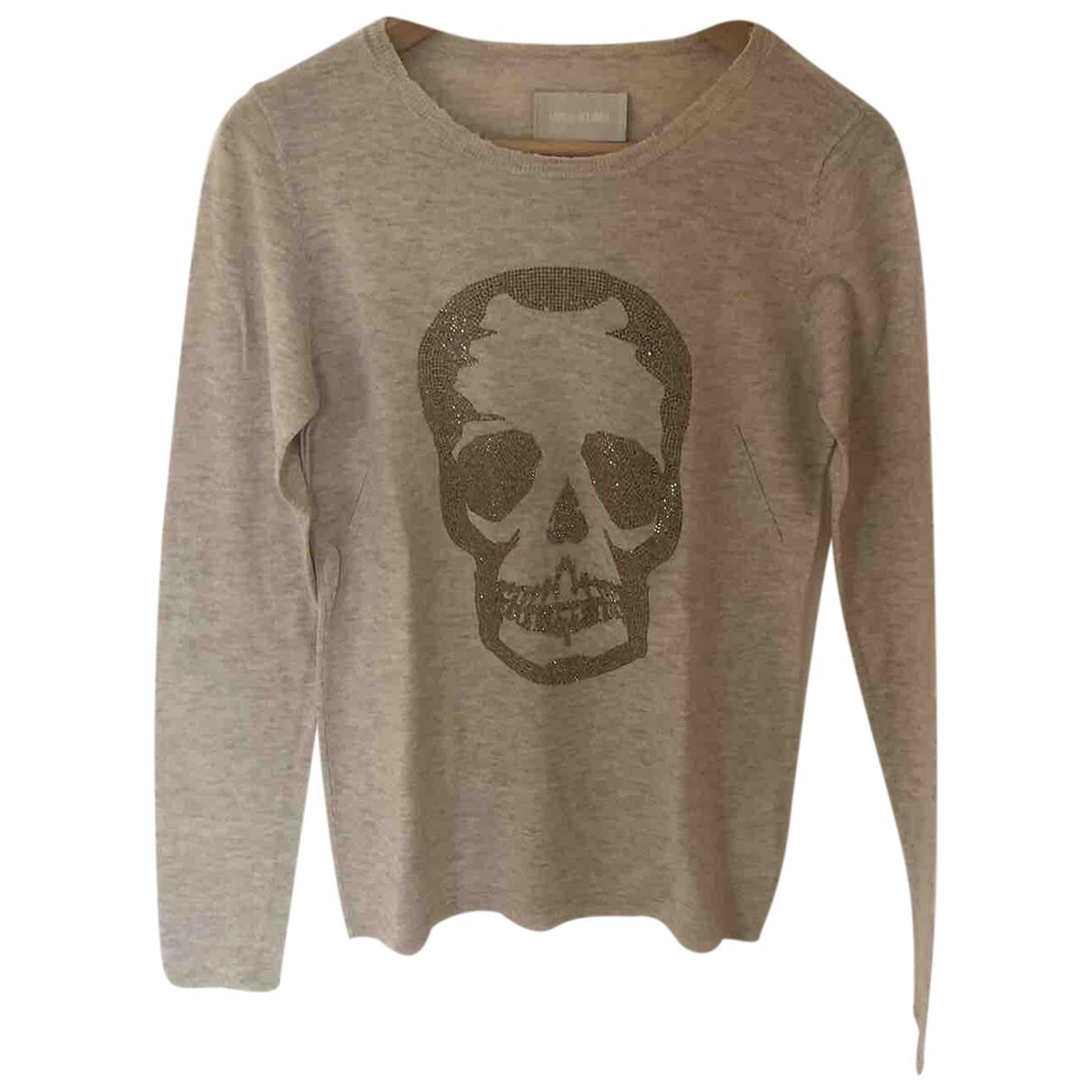 Zadig & Voltaire \N Beige Cashmere Knitwear for Women S International