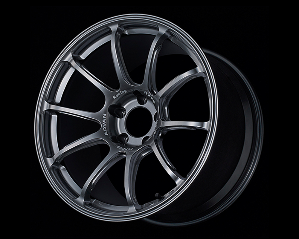 Advan RZ-F2 Wheel 18x11 5x114.3 15mm Racing Hyper Black
