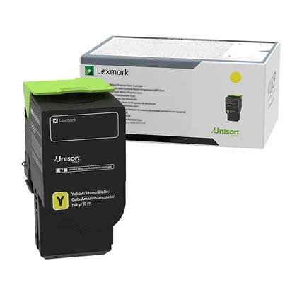 Lexmark C241XY0 cartouche de toner du programme retour originale jaune extra haute capacité
