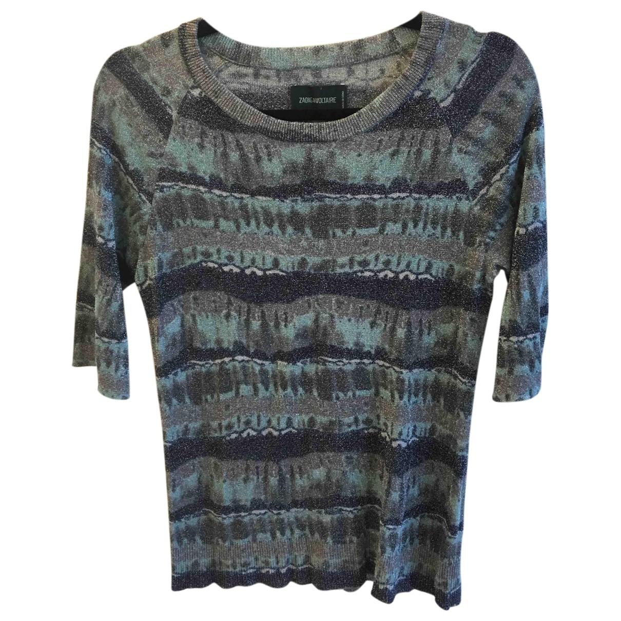 Zadig & Voltaire N Metallic Knitwear for Women S International