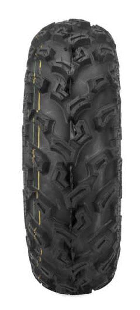 Quad Boss P3006-25X8-12 QBT447 Utility Tires 25x8-12