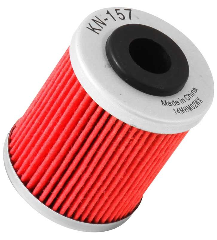 K&N KN-157 Oil Filter KTM -L --Cyl