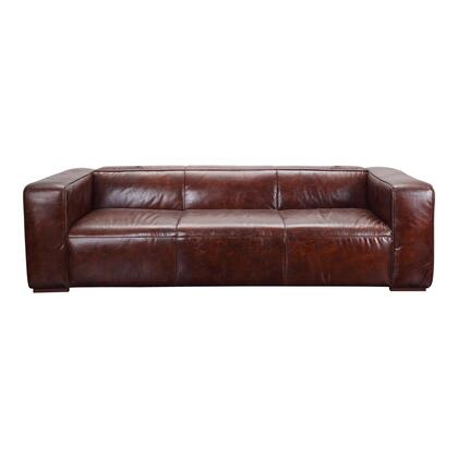 Bolton Collection PK-1008-20 Sofa with Hardwood and Plywood Frame in Brown