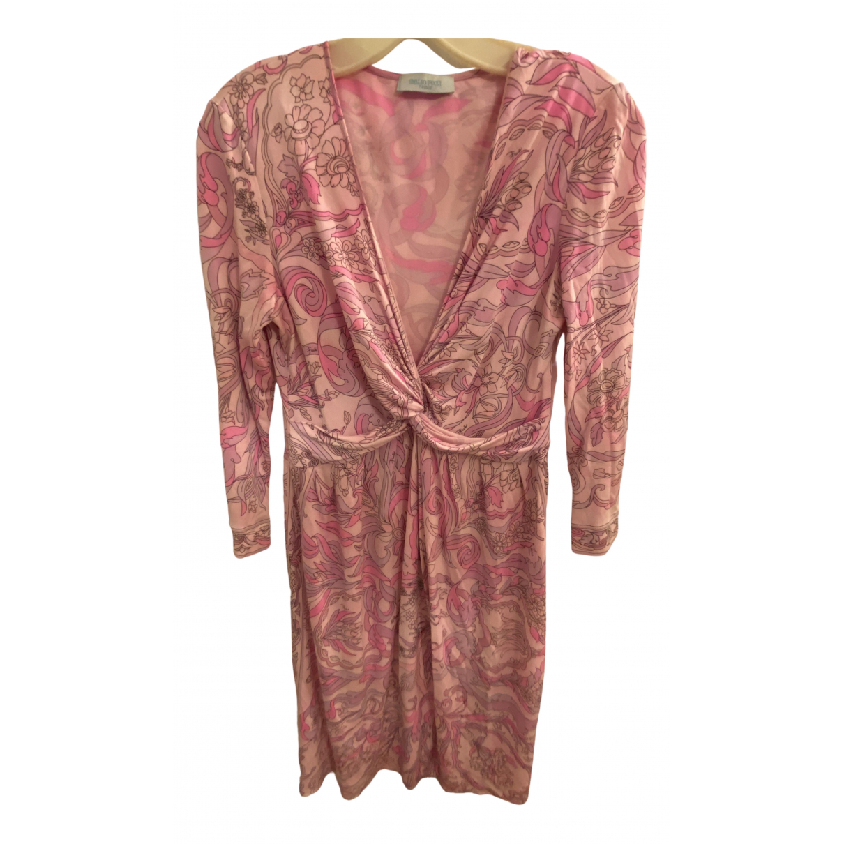 Emilio Pucci - Robe   pour femme - rose