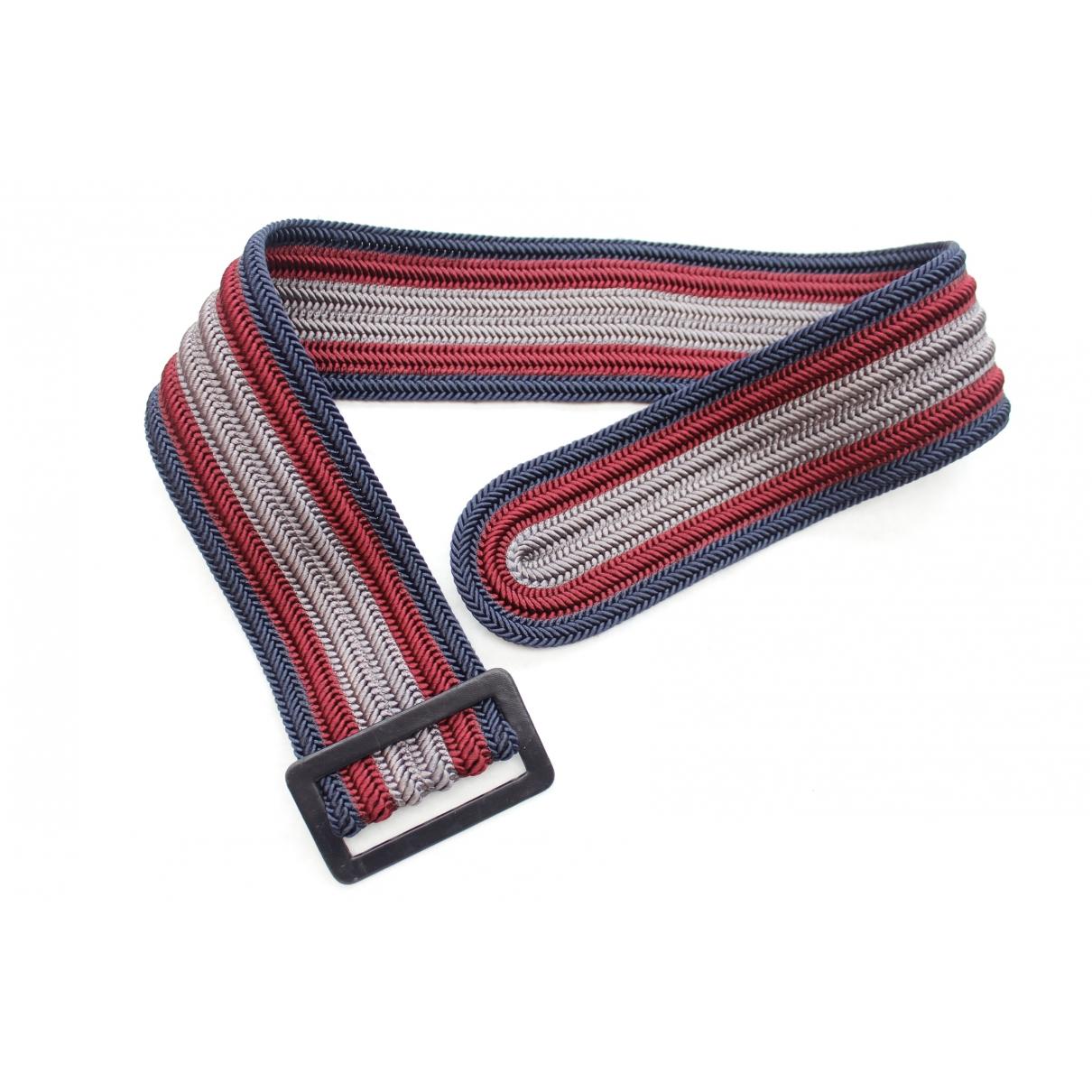 Yves Saint Laurent \N Blue belt for Women 80 cm