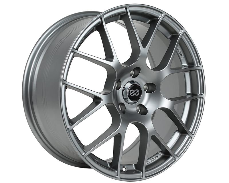 Enkei RAIJIN Wheel Tuning Series Gunmetal 18x8 5x112 35mm