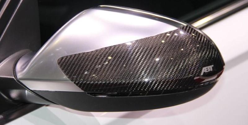 ABT 4G0808220 Carbon Fiber Mirror Caps Audi A6 | S6 2016-2018