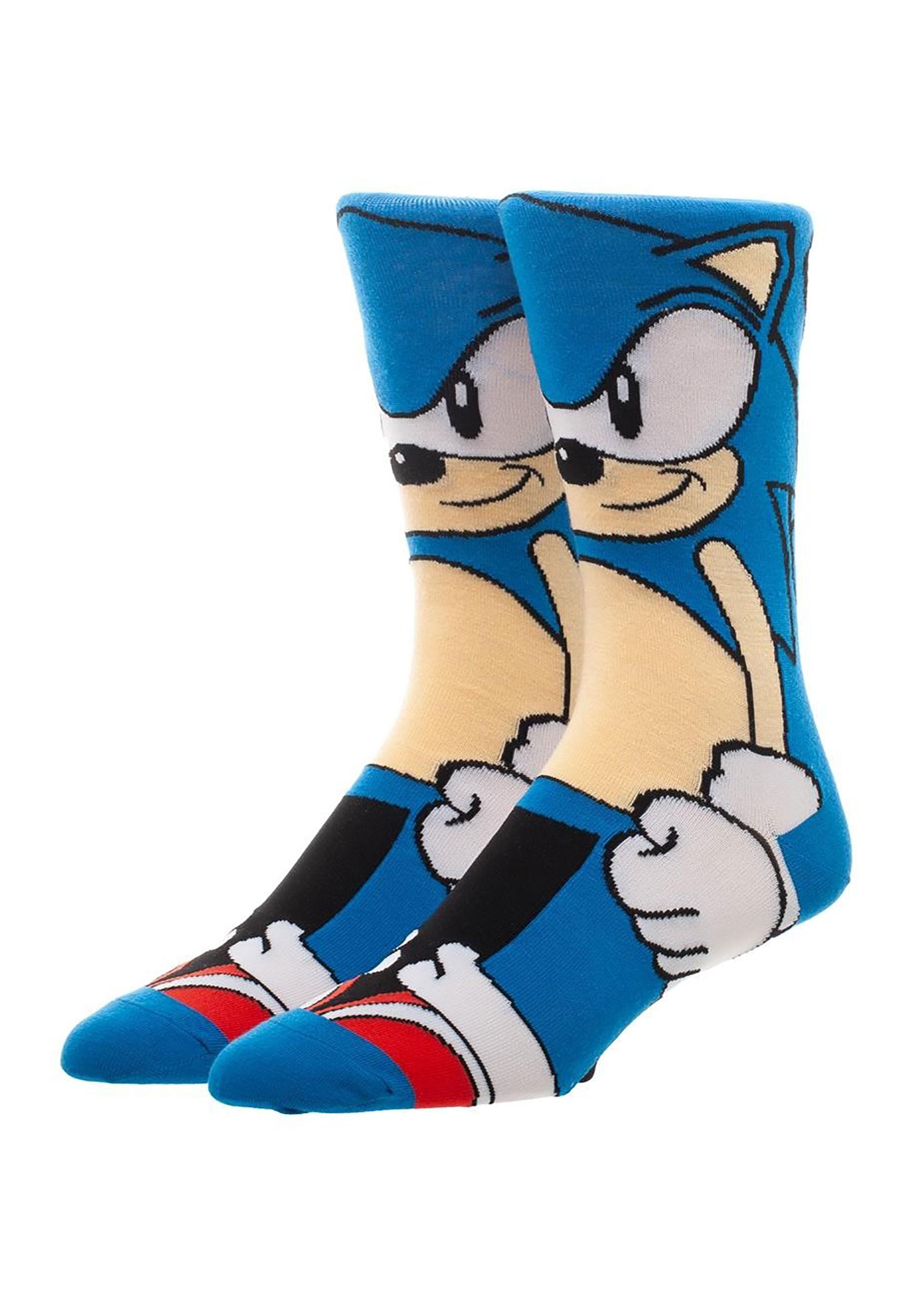 Sonic 360 Sega Crew Sock