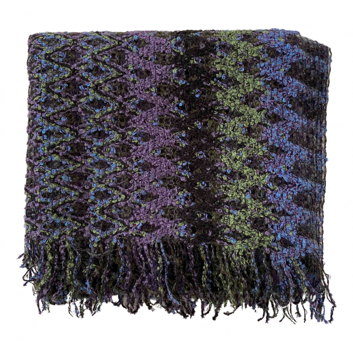 Missoni N Multicolour Wool scarf for Women N