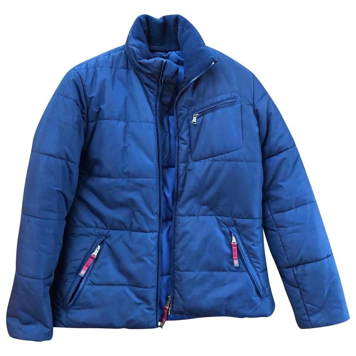 Ralph Lauren \N Navy coat for Women M International