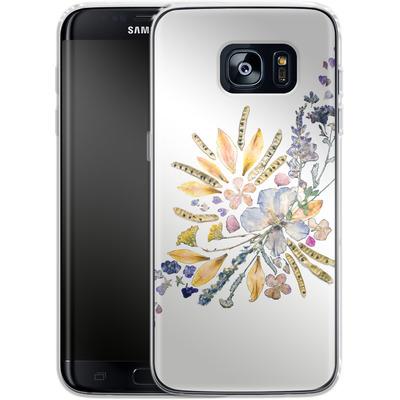 Samsung Galaxy S7 Edge Silikon Handyhuelle - Bunch Of Brilliance von Kaitlyn Parker