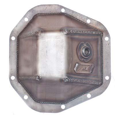 Dana 60/70 Differential Cover Integrated 3/4 Inch NPT Fill Plug Motobilt