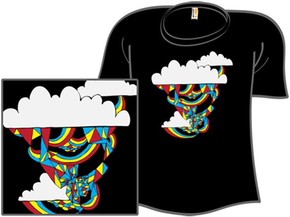 Prismism T Shirt