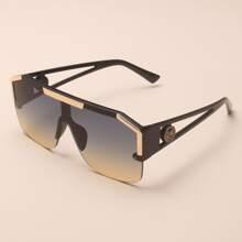 Gafas de sol de montura plana