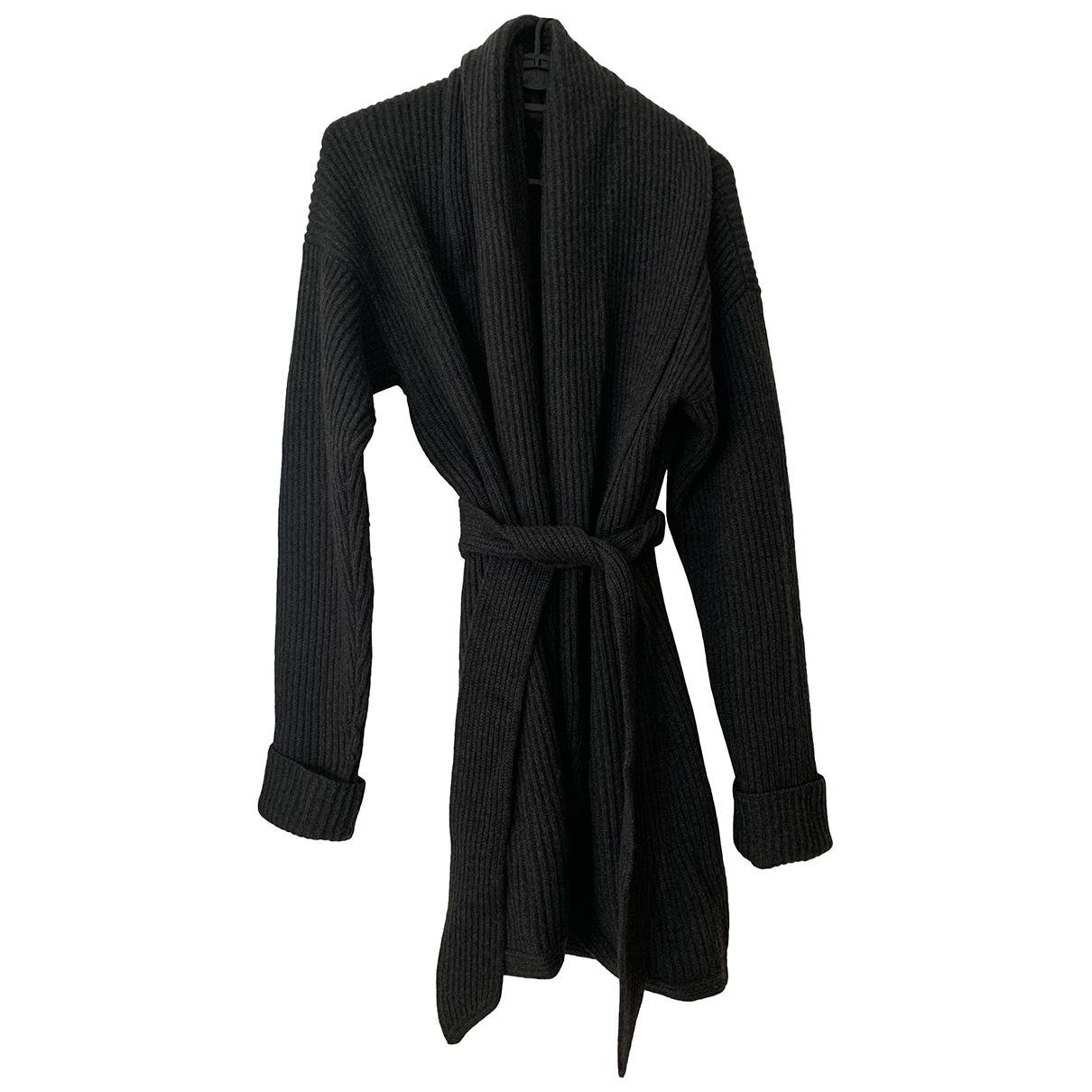 Ralph Lauren - Pull   pour femme en laine - gris