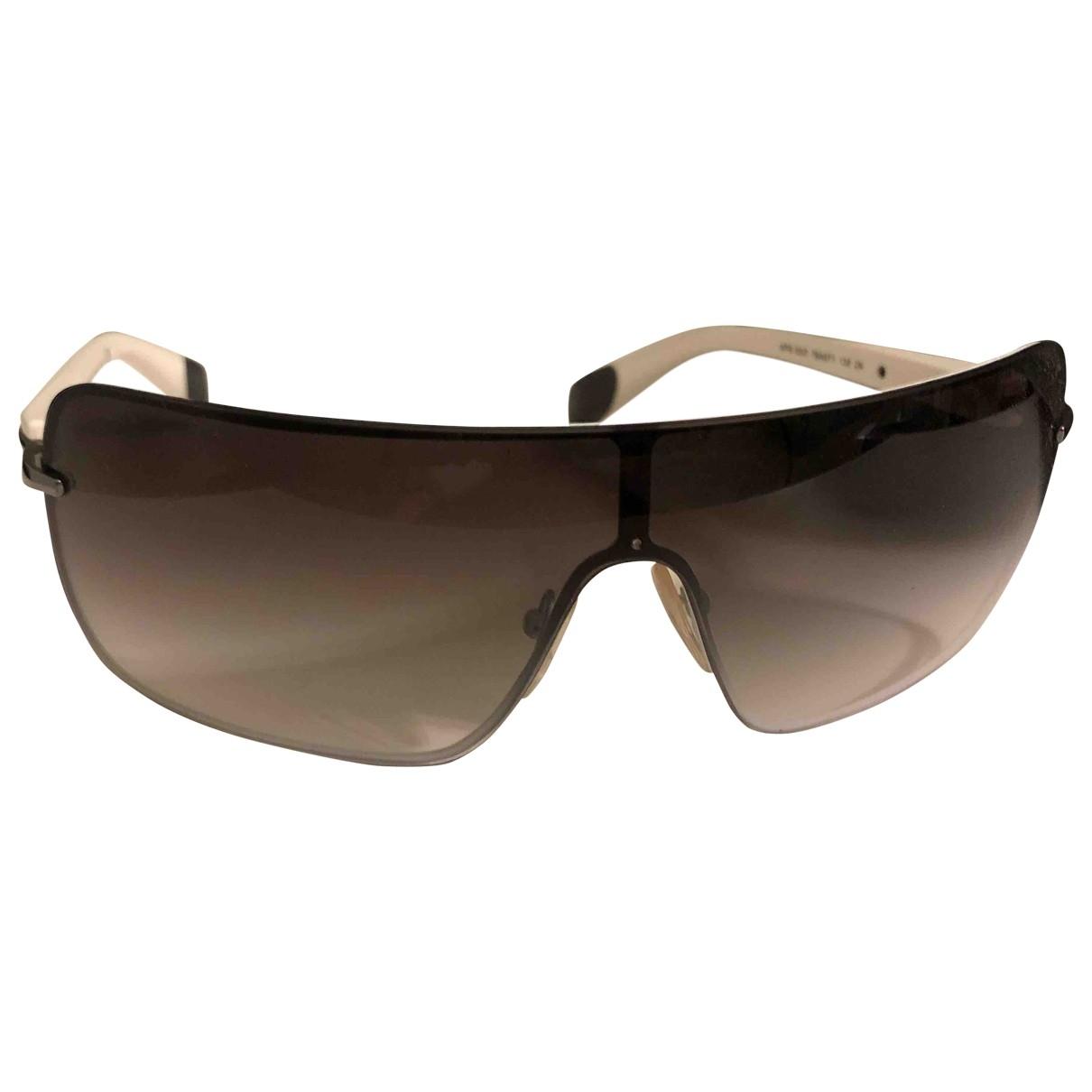Prada \N White Sunglasses for Men \N