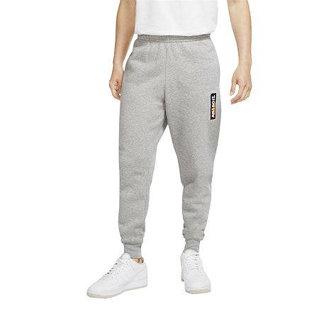 Nike Mens Athletic Fit Jogger Pant, Medium , Gray
