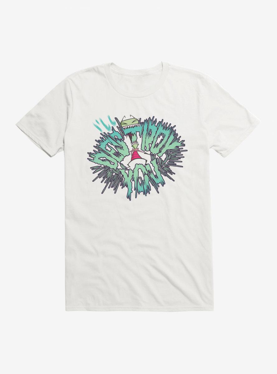 Invader Zim Destroy You T-Shirt