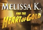 Melissa K. and the Heart of Gold Collectors Edition Steam CD Key