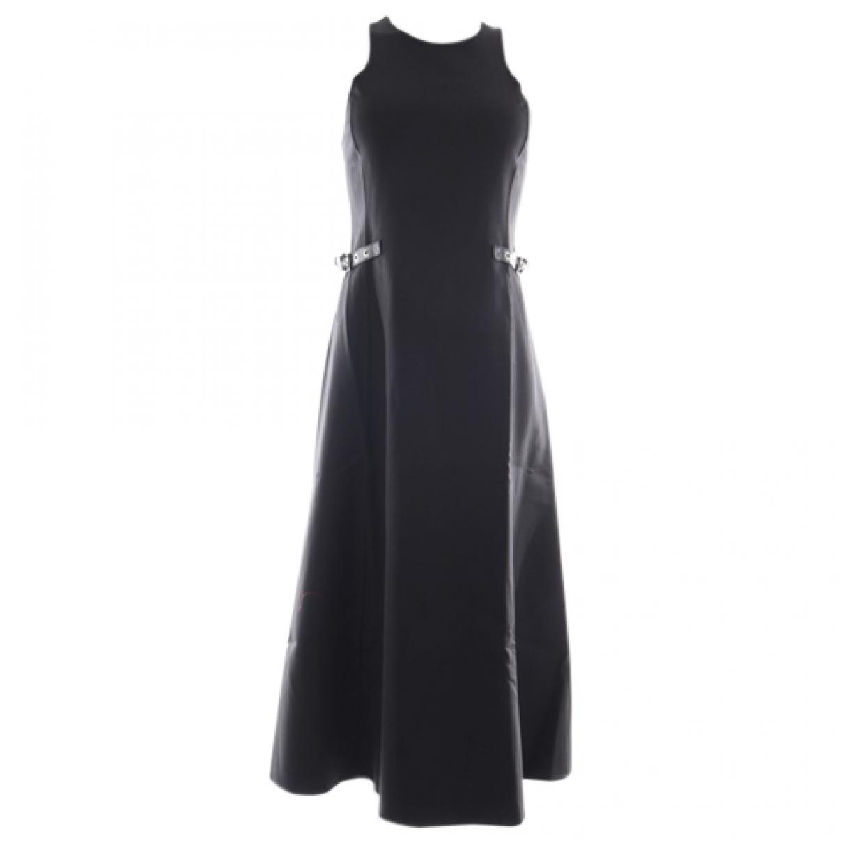 Alexander Wang - Robe   pour femme en laine - noir