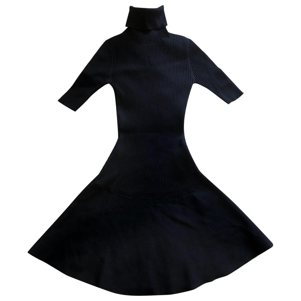 Michael Kors \N Kleid in  Marine Synthetik