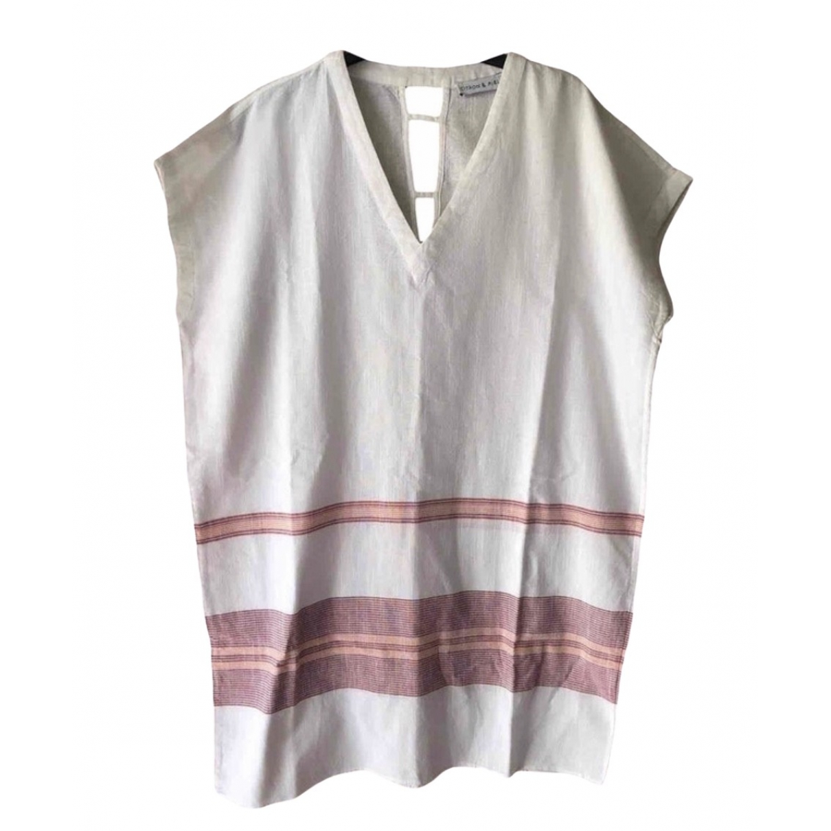 Non Signé / Unsigned \N Multicolour Cotton  top for Women One Size International