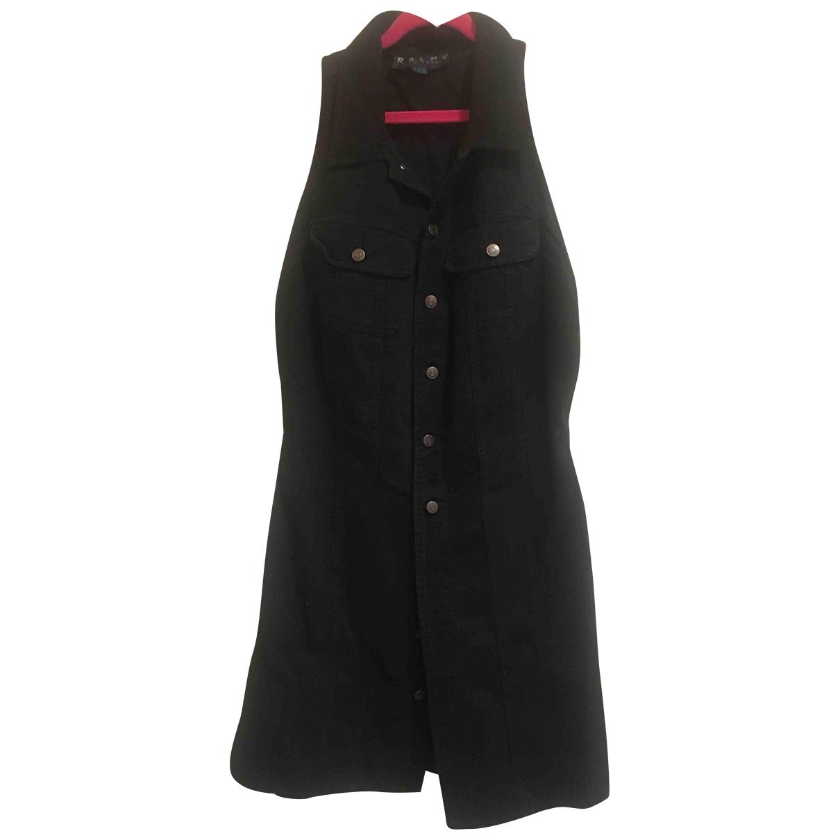 Ralph Lauren - Robe   pour femme en coton - noir
