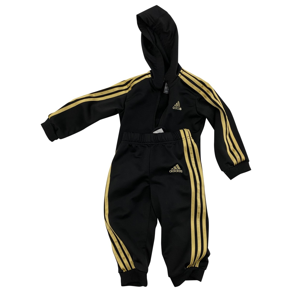 Adidas \N Sets in  Schwarz Polyester