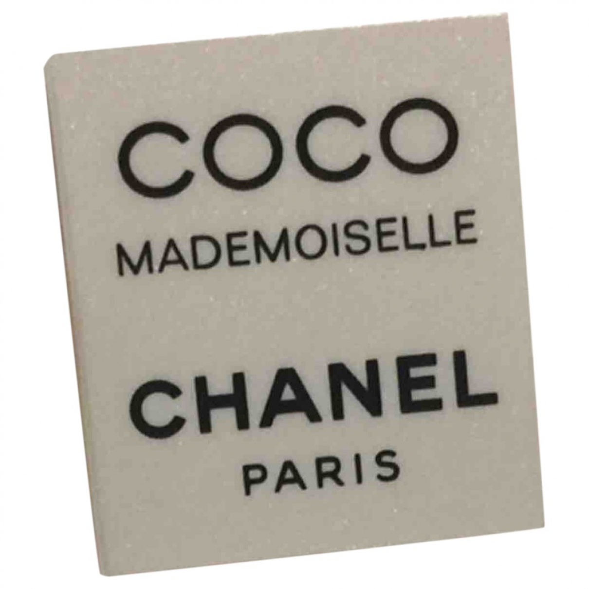 Chanel CHANEL White Metal Pins & brooches for Women N