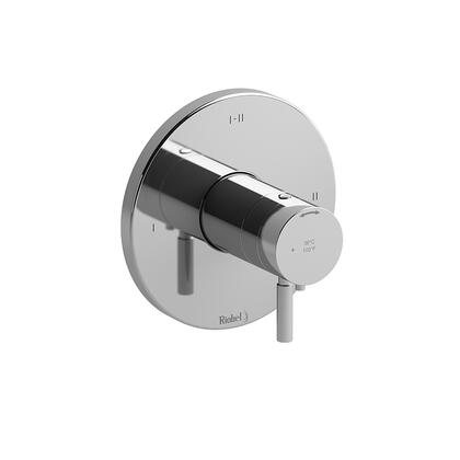Sylla SYTM23C 2-Way Type Thermostatic/Pressure Balance Coaxial Complete Valve  in