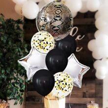 10pcs Decorative Balloon Set