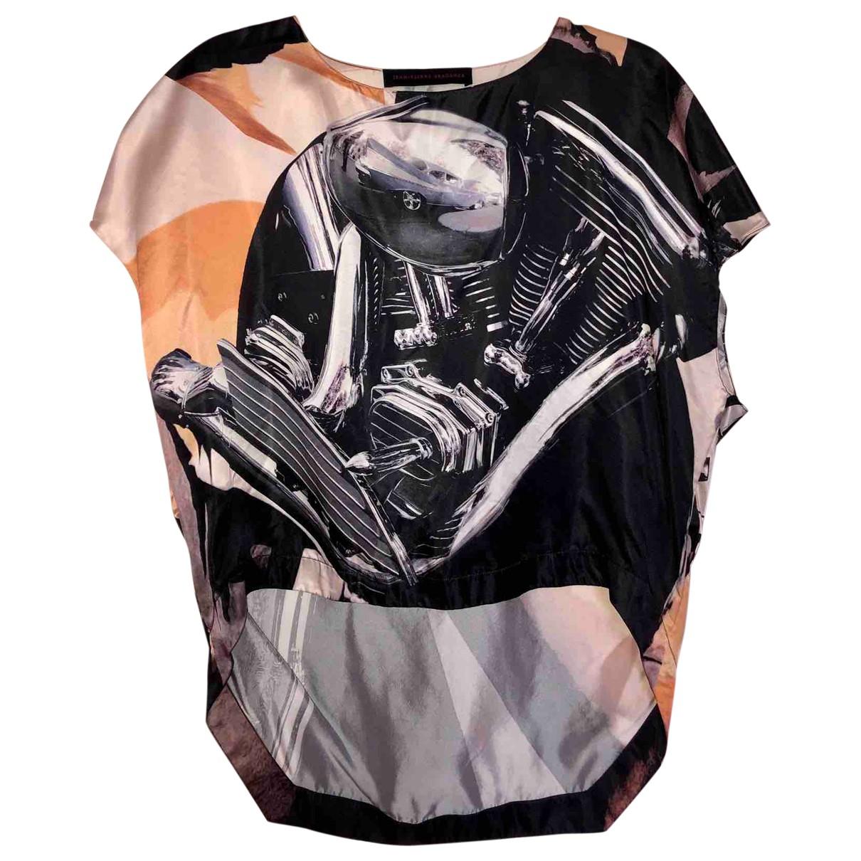 Jean Pierre Braganza \N Multicolour Silk  top for Women 40 FR