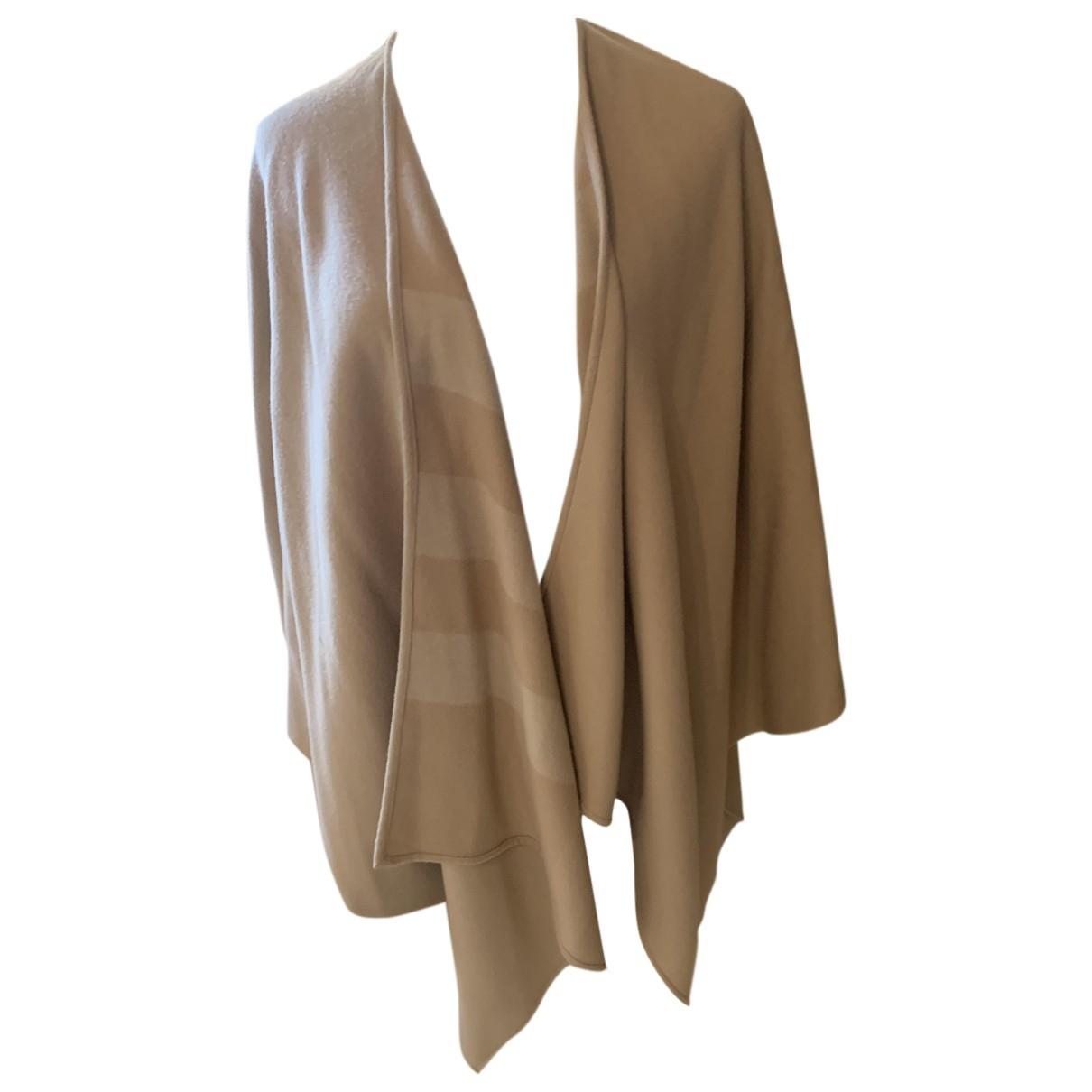 Burberry N Beige Wool Knitwear for Women One Size International