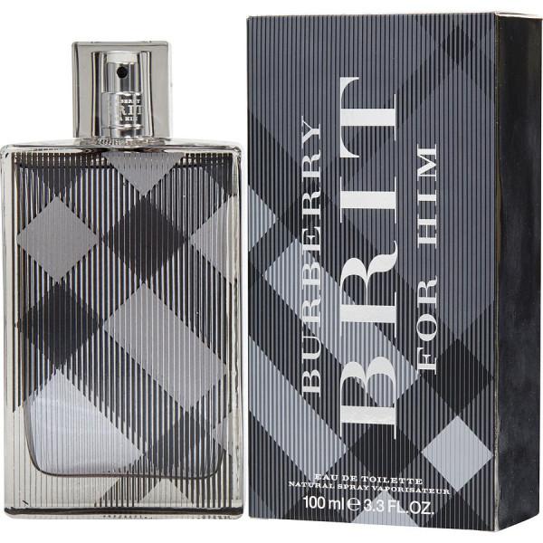 Brit Pour Homme - Burberry Eau de Toilette Spray 100 ML