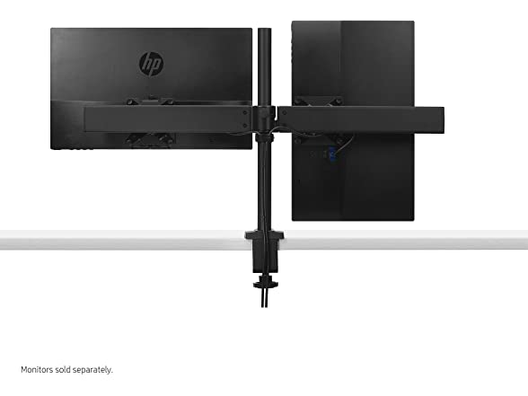 Hp Pavilion Dual Monitor Stand (black)