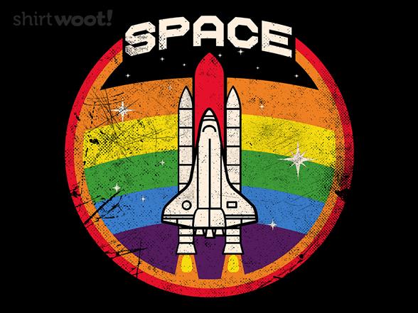 Space Explorer T Shirt