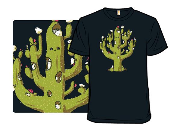 Cactus! T Shirt