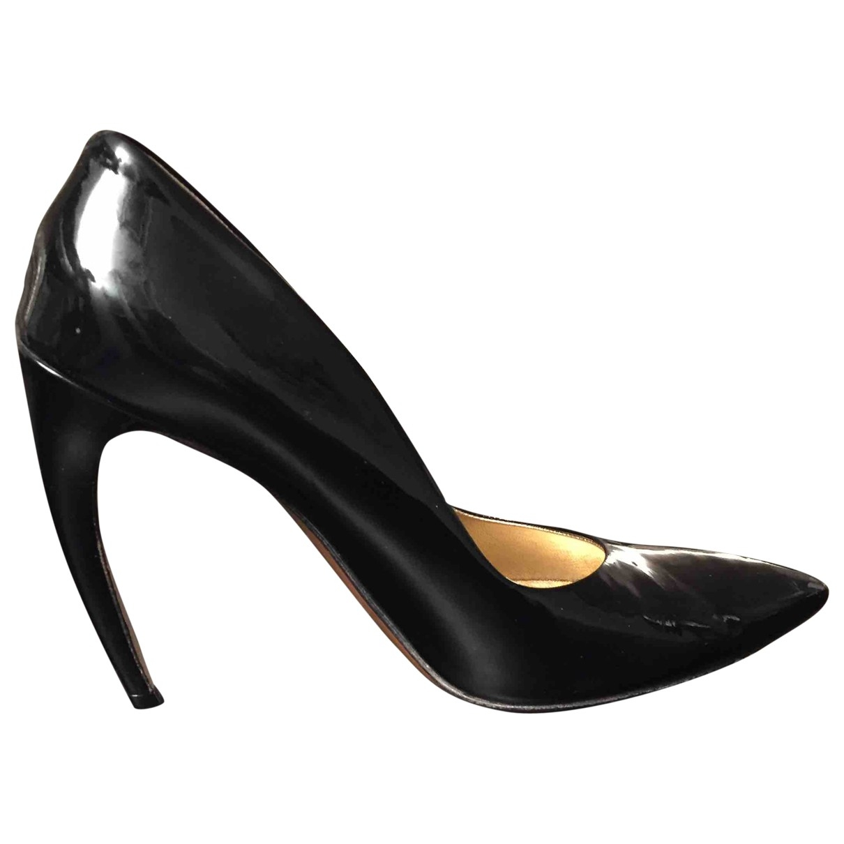 Walter Steiger \N Black Patent leather Heels for Women 41 EU