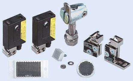 ifm electronic Photoelectric Sensor Through Beam (Receiver) 15 m Detection Range PNP
