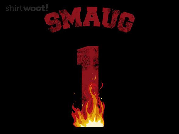 Team Smaug T Shirt