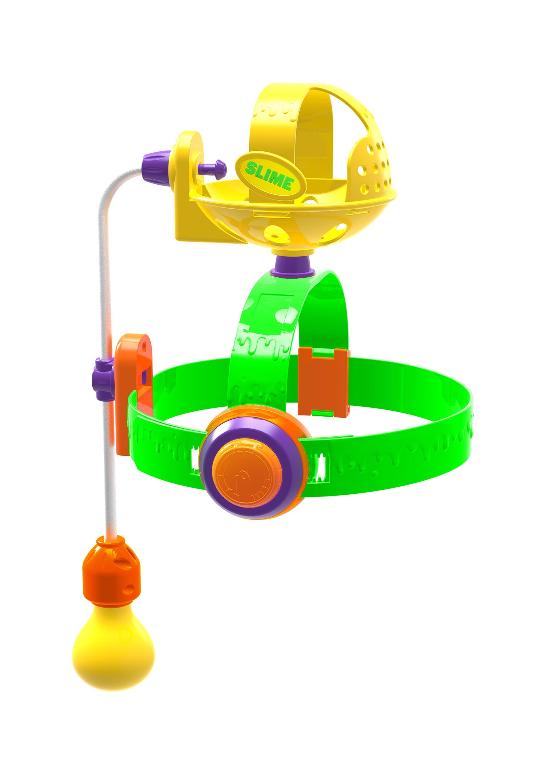 Slime Splash Hat Game
