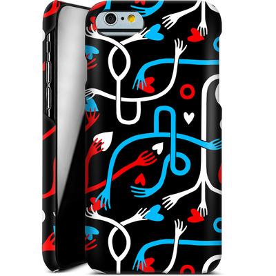 Apple iPhone 6 Smartphone Huelle - Heartfelt von Jenna Kunnas