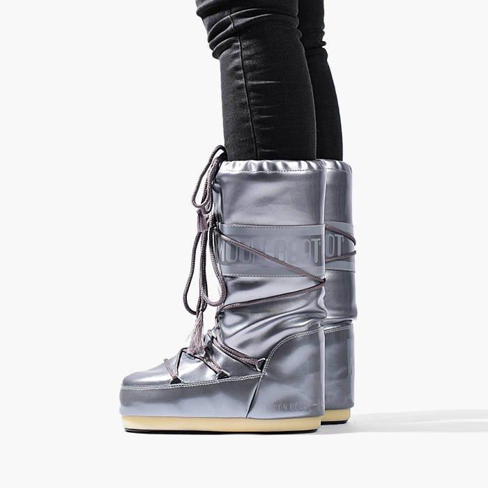 Boots femme Moon Boot Vinile Met. 14021400 004