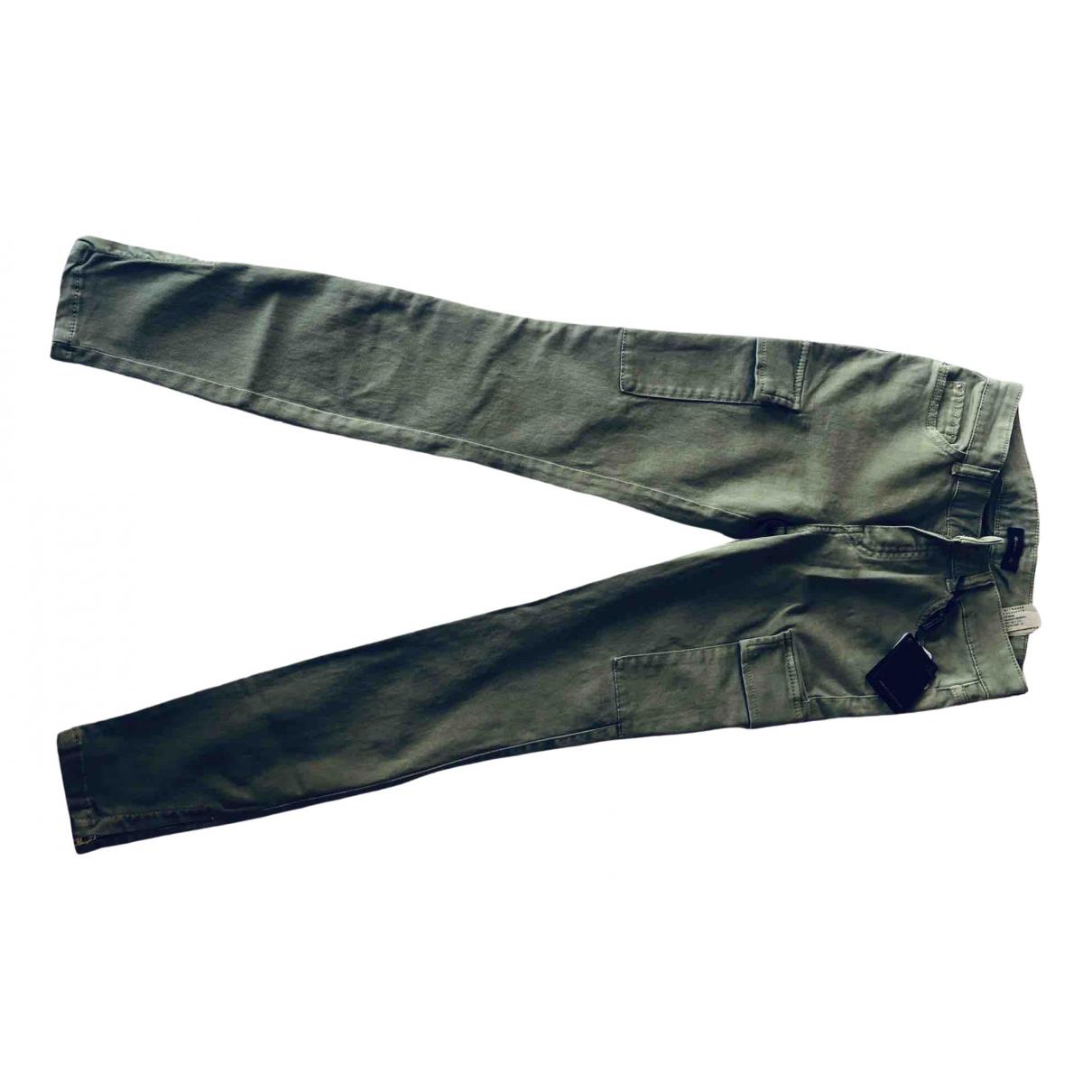 Pantalon pitillo Massimo Dutti