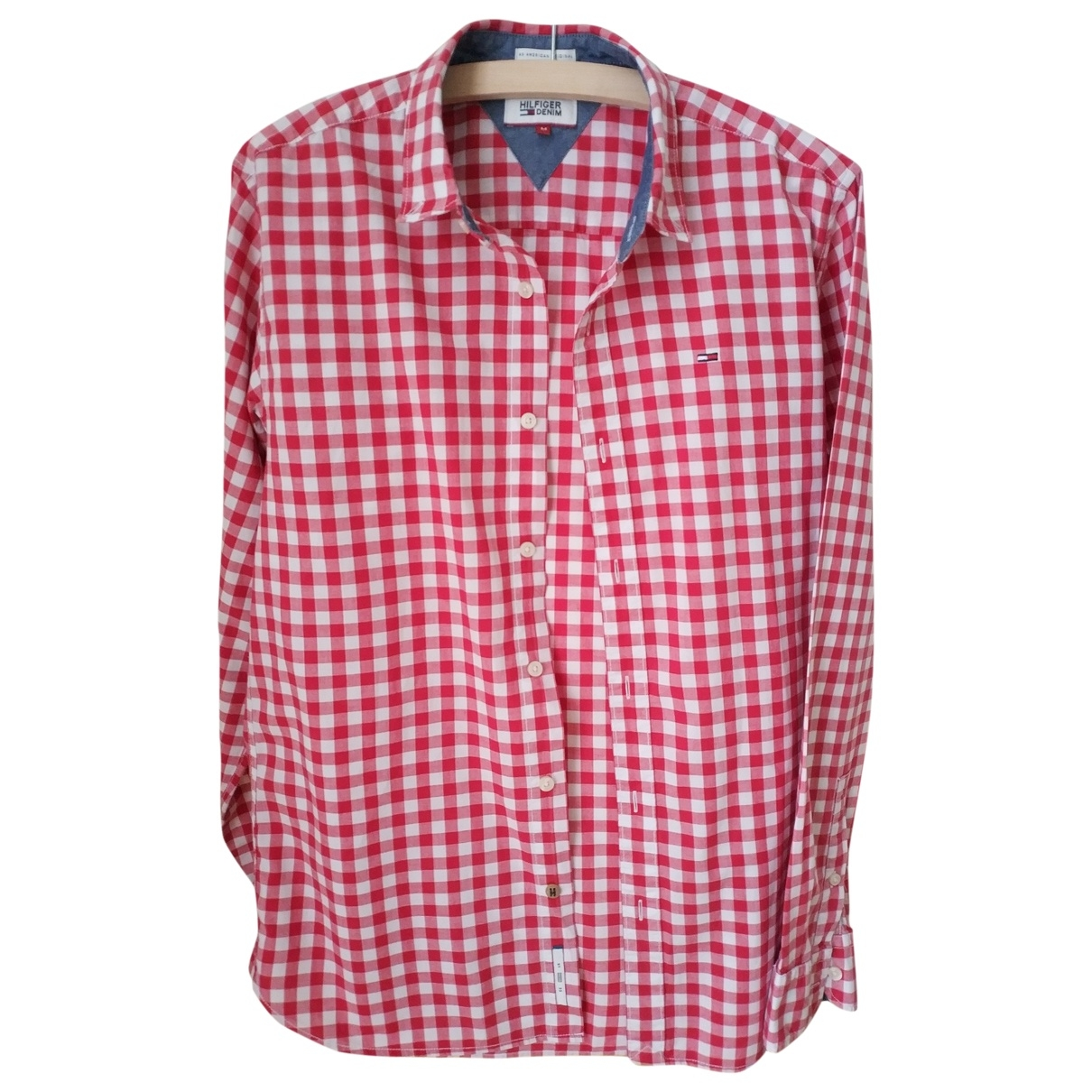 Tommy Hilfiger \N Multicolour Cotton Shirts for Men M International