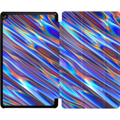 Amazon Fire HD 8 (2018) Tablet Smart Case - Iris von Danny Ivan
