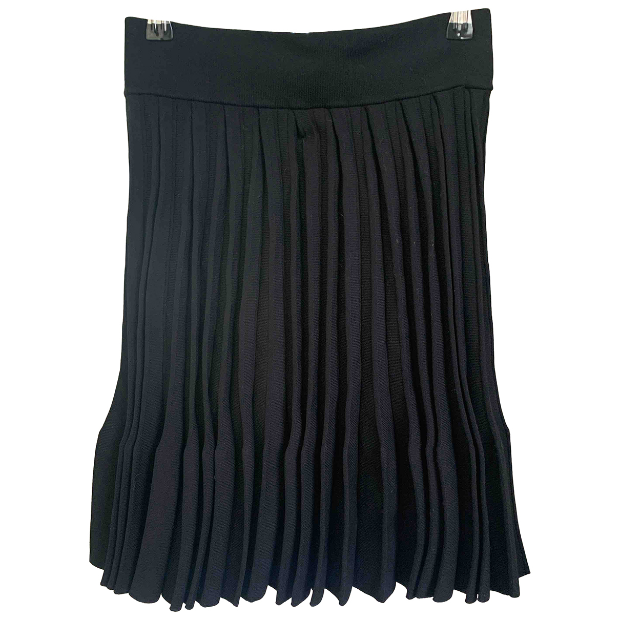 Maje N Black skirt for Women 1 0-5