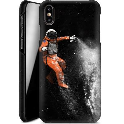 Apple iPhone XS Max Smartphone Huelle - Space Astronaut von Florent Bodart