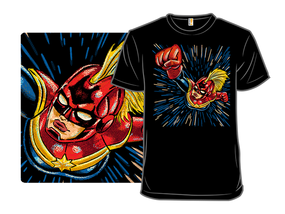 Ultra-hero-pose T Shirt